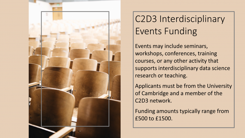 Events funding